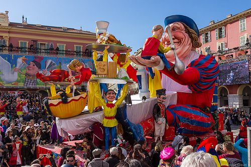 Festival Populer di Prancis