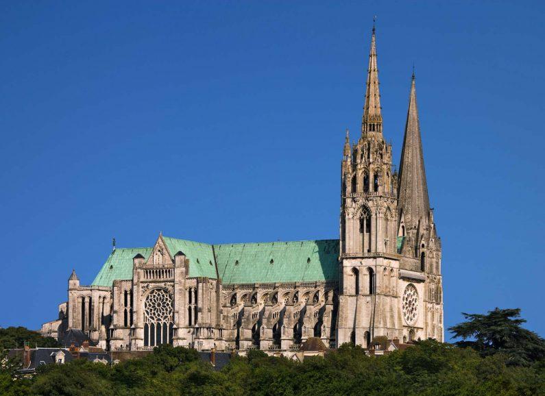 Gereja Megah & Terpopuler di Prancis