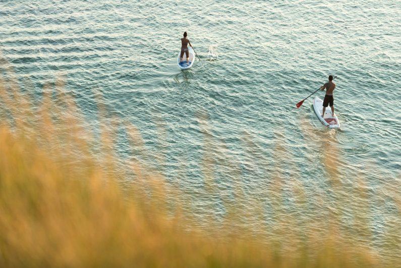 Rekreasi di Alam Liar Prancis Barat
